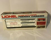 Lionel Freight Carrier New In Box O-gauge 9408