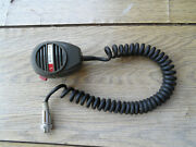 Vintage Shure Ranger 414a Ham Radio / Cb Microphone Controlled Magnetic