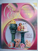 Antique Mccoy Pottery Price Guide Collector's Book 400 Cookie Jars
