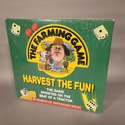 The Farming Gameharvest The Funthe Weekend Farmer Co.1996new Sealed