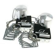Wiseco Top End Piston Kit 73mm For 1980-1991 Yamaha Srv540