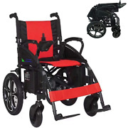 Culver Mobility Lightweight Electric Wheelchair Foldable Power Wheelchair