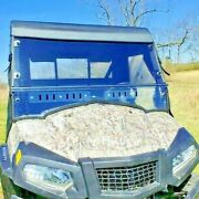 Hisun Sector 550/750 Full Cab Enclosure With A Lexan Windshield Including Vents