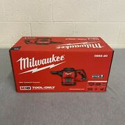 Milwaukee 0882-20 M18 40 Cfm Cordless Compact Vacuum With Hepa Filter