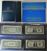 Usps Silver Ingots Bronze Medals Red Seal Silver Cert. Notes