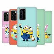 Official Minions Rise Of Gru2021 Easter 2021 Soft Gel Case For Huawei Phones 4