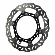 Armstrong Mx Floating Wavy Motorcycle Front Brake Disc For Husaberg / Ktm