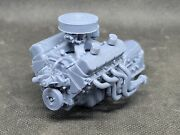 572 Bbc Model Engine Resin 3d Printed 132-18 Scale