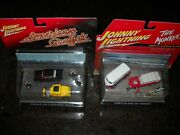 Johnny Lightning Lot Of 2 -american Graffiti And The Monkeesabsolutely Nice