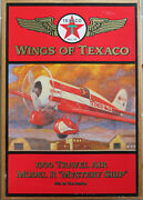 Wings Of Texaco 1930 Travel Air Model R Mystery Ship 5th In The Series