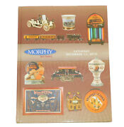 Morphy Auctions Catalog Antique Toys And Advertising December 11 2010 Hardcover