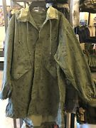 Army Fishtail Parka Night Camouflage Desert Storm Size Extra Large Xl Not M65 Us