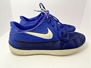 Nike Solarsoft Moccasin Men's Size 13 Running Shoes Blue 555301-403 Beach Water