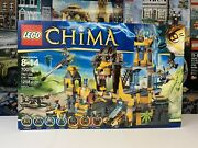 Lego 70010 Legends Of Chima The Lion Chi Temple Brand New And Sealed Retired