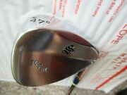 Rare Very Nice Custom Scratch 8620 47 Ds Pitching Wedge Pw Sub To Iron Sets