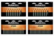 Duracell Coppertop Aa And Aaa Batteries 32 Aa And 32 Aaa In Total Exp 2030