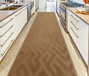 Decorative Mat Runner For Narrow Small Tiny Kitchen Entryway With Non Slip Back