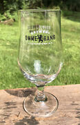 Ommegang Brewery Double White Ale, Cooperstown, Ny, Chalice Beer Glass