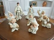 Lenox Disney Showcase Collection Snow White And The Seven Dwarfs And The