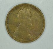 1925 Lincoln Wheat Cent Nice - Free Shipping Within Us