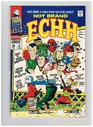 Not Brand Echh 9- Beatles Cameo 25 Cent Issue Marvel 1968 Vf+