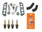 Thermostat And Hose Kit Evinrude Johnson 88 90 110 112 115 140