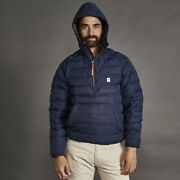 Best Made Co 600 Fill Goose Down Pullover Navy Xxl Nwt Rrp290 Rare Sold Out