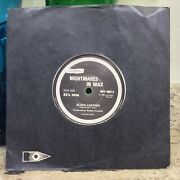 Nightmares In Wax Rare 7andrdquo Vinyl Single 1980 Record Black Leather / Girls Song S