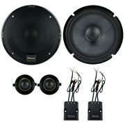Pioneer Ts-z65c Z-series 6-1/2 2-way Car Audio Component Speakers 6.5 Comp New