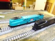 N-scale Custom Painted New Jersey Transit Njt Gg-1 4879