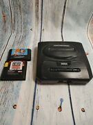 Parts Only Untested Sega Genesis And 16 Bit Cartridge And Bill Walsh College...