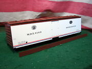 Intermountain Nyc M.d.t. O Scale Steel Sided Ice Bunker 40and039 Aar Reefer Car 9169