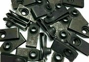 50 Pieces 1/4-20 Extruded U-nut Clips Long Style Qty 50 864-50