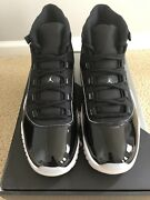 Nike Air Jordan 11 Jubilee Bred Playoffs Concord Cool Grey Space Jam Size 11.5
