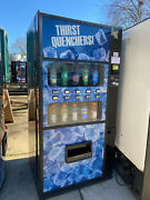 Royal 650-10 Selections Multiprice Bottles/cans Soda Drink Vending Machine