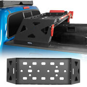 Truck Bed Storage Cargo Rack W/ Lifting Jack Mount For 2005-2021 Toyota Tacoma