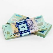 Purchase 5000000 Vnd | Vietnamese Dong | 5 Million Vietnam Currency And Money