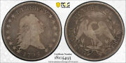1795 50c Flowing Hair Half Dollar Pcgs Vg 10 Cac Approved Overton 122 R-5 O-122