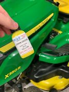 30ml Touch Up Paint Bottle For John Deere Yellow Ride On Mower Deck X Series