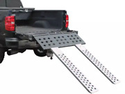 Elongator Replacement Tailgate With Ramps For 2014-2018 Chevy Silverado 1500