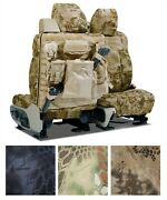 Coverking Kryptek Tactical Custom Tailored Seat Covers For Lincoln Town Car