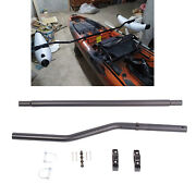Kayak Stabilizing Rod Outrigger Arms Pole D-ring Kit With Hardware Equipment
