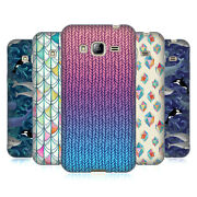 Official Micklyn Le Feuvre Patterns Gel Case For Samsung Phones 3
