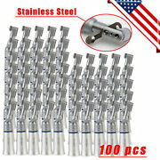 100x Yp Nsk Type Contra Angle Dental Slow Speed Handpiece Usps Sp