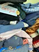 Lot Of 50 Pieces Of New Children's Clothing Target Brands All Sizes Available
