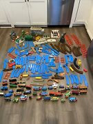 Thomas The Train Trains And Track Lot