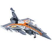 Diecast 1/72 Rafale Fighter Army Model Home Room Table Shelf Cabinet Decor