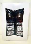 2pk Box Elijahs Marinade Bbq Barbecue Grilling Wings Ribs Chicken Ghost Pepper