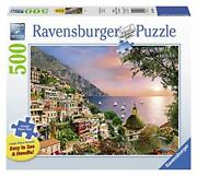 Ravensburger Positano Large Format 500 Piece Jigsaw Puzzle For Adults - Every
