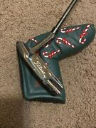 Scotty Cameron 2002 Holiday Putter - Holiday Collection Ltd Newport 2 - Rare